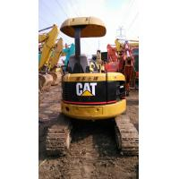 Wholesale USED CAT 303 CR Mini excavator for sale CAT 303 mini digger from china suppliers