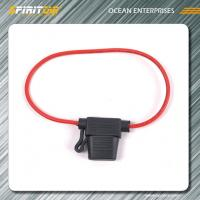 Wholesale ACS Mini blade 14-22 AWG Automotive Fuse Holder with terminal from china suppliers