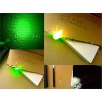 Wholesale High power 200mw Green laser pointer/Green laser pen burn matches FREE SHIPPING from china suppliers