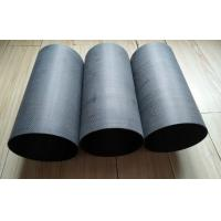 Wholesale 153mmOD*150mm ID*300 mm length milled carbon fibre tubes for motor light lamp from china suppliers