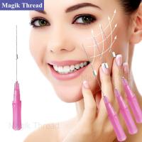Wholesale Magik Thread face 4d cog pdo thread lift korea for facial beauty from china suppliers