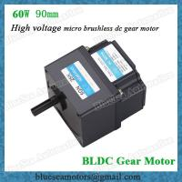 Wholesale 60W 90mm power brushless dc motor for automation equipments high torque from china suppliers
