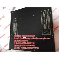 China 3501TManufactured by TRICONEX  DIGITAL INPUT MODULE 115VAC/VDC TMR+sapphire@mooreplc.com on sale