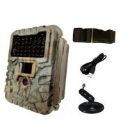Wholesale Motion Activated Night Vision Scouting Trail Camera 0.65s Trigger Speed from china suppliers