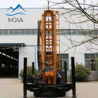 Buy cheap FY600 Tracked Pneumatic Percussive 600 Meters Depth Drilling Rig For Water Well from wholesalers