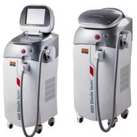 Buy cheap Pain Free Soprano / Alexandrite Laser Hair Removal Machine 808nm diode Laser from wholesalers