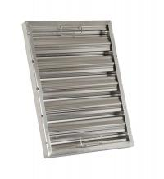Industrial Kitchen Ventilation Hoods: Commercial Kitchen Exhaust Hood Stainless Steel Baffle