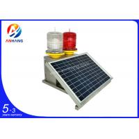 Wholesale AH-MS/R Medium-intensity Dual Solar Aviation Obstruction Light from china suppliers