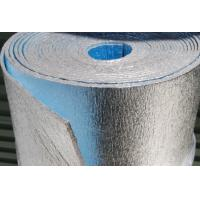 China High Quality Alu Foil White EPE Foam Adhesive Backed Foam Thermal Insulation on sale