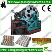 China Full Automatic Recycled Paper Pulp Egg Tray Production Line on sale