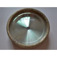 Buy cheap Wonderful quality diamond / CBN glass edging diamond wheels for grinding glass from Wholesalers