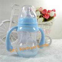 Wholesale May promotion, wide mouth 180ml PPSU baby feeding bottle.BPA free from china suppliers