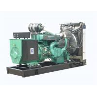 Low Noise 165KVA 150 KVA Fuel Tank Generator 2350 × 870 × 1500mm For Industry for sale