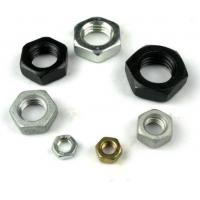China ANSI/ASME B 18.2.2 Stainless steel hex flat jam fasteners nuts for sale