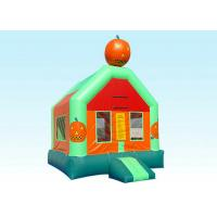 Wholesale Funny Cartoon Halloween Inflatable Bounce House / Toddler Bouncy Castle from china suppliers