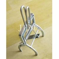 Wholesale Large Sliver Size Mole Trap With Low Carbon Steel For Home / Supermarket from china suppliers