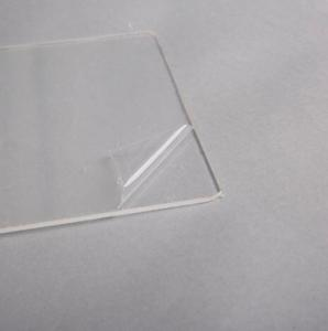 Wholesale PE PMMA Plastic Sheet Protective Film No Residue from china suppliers