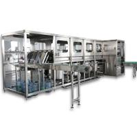 Wholesale 5 - Gallon Bottle Pure / Mineral Water Machine Washing Filling Capping User Friendly from china suppliers