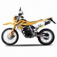 Quality 200cc Dirtbike with 150kg Capacity, Available in Red, Blue, Green, Orange and for sale