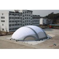 Quality EN71 0.55mm PVC Large Trade Show Exhibition Inflatable Tent For Advertising for sale