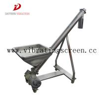 Wholesale Industrial Flexible Screw Conveyor Cement Tube Screw Conveyor Equipment from china suppliers