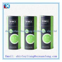 Wholesale cardboard round tea box from china suppliers
