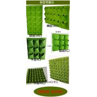 Buy cheap convenient / beautiful customized size outside hanging grow bag from wholesalers