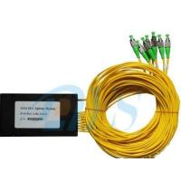 Wholesale 1x16 PLC Optical Fiber Splitter Low Insertion Loss With 1260nm - 1650nm Wavelength from china suppliers