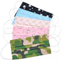 Wholesale Breathable Child Friendly Face Masks , Disposable Kids Cough Mask from china suppliers
