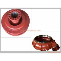 Wholesale Casting Process Electric Slurry Pump Parts Wear Resistant OEM / ODM Available from china suppliers