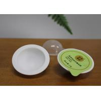 Wholesale Round Plastic Mini Capsule Pack For Powder Lotion Volumn 8g White Color from china suppliers