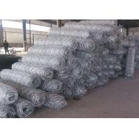 Wholesale Professional Galvanized Gabion Wire Mesh Safety for Poultry , 0.5-2.5m Width from china suppliers