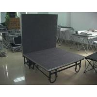 Wholesale Waterproof Anti Slippery Aluminum Stage Platform With Different Height from china suppliers