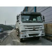 Wholesale 10 Wheel 371HP 20 Cubic Meters Sinotruk HOWO Tipper Iron Material White Color from china suppliers