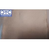 Quality CYC High Silica Fiberglass Fabric for High Temperature Resistant and Heat for sale