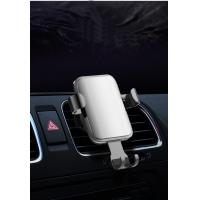 China Magnetic Smart Coil Gravity Wireless Charging Car Mount For GPS / Cellphone on sale