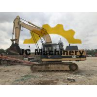 China Good Working Condition Used CAT Excavators EL300B With Breaker Line 30 Ton for sale