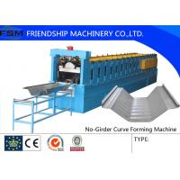Wholesale 610 No-girder Metal Forming Machinery Single Row Chain , 12Mpa Pressure from china suppliers