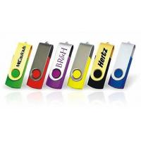 Buy cheap USB 2.0 / 3.0 Custom Printed Flash Drives , Custom Usb Stick With Multi Color from wholesalers