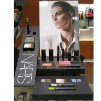 Wholesale Cosmetic Plexiglass Retail POS Displays Black For Lips / Eyes Cleans from china suppliers
