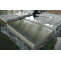 Wholesale Polished Thin Aluminium Sheet Alloy 1100 1050  1060  3003  5052 Sheets For Building Industry from china suppliers