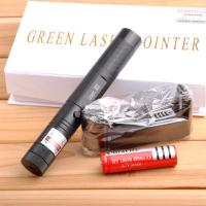 China 500mw 1000mw/ green laser pointers 532nm burn match+key+changer+box+FREE SHIPPING on sale