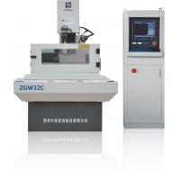 Buy cheap 3D graphics high precision CNC EDM Wire Cut Machine with Multi - cutting from wholesalers