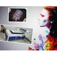 Wholesale Industrial Multicolor T Shirt Printing Machine A3 Size 220V / 110V Voltage 8 Color from china suppliers