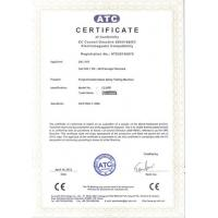 Dongguan Zhongzhi Testing Instruments Co., Ltd Certifications