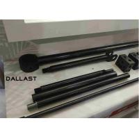 Buy cheap Telescopic Hydraulic Cylinder Chrome Plated Rod Steel Bar 42CrMo4 NSS 300 Hours from wholesalers