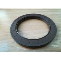 Quality Metal Frame Fkm Absorber Silicone Rubber Oil Seal TC 90*125*13 In Black Color for sale