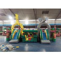Wholesale Wonderful Animal Theme Inflatable Bouncy Castle / Bouncer Castle For Kids from china suppliers