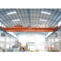 Wholesale Heavy Loads / Wide Span Double Girder Overhead Electric Cranes For Warehouse from china suppliers