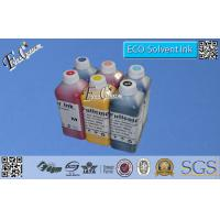 China Vivid Color Stable Solvent Ink Compatible Printer Inks For Konica 256 For HP Plotter on sale